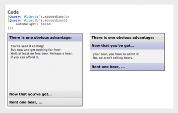 accordion jquery 6 jQuery Plugins For A Better Website